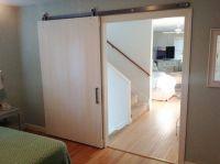 Hanging Barn Doors Interior Inspiration Ideas White Barn ...