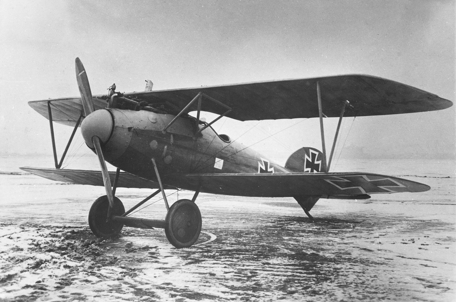 Airplanes Were Used On Both Sides And Proved Useful