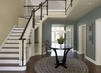 Interior Paint Ideas and Inspiration | Stairway walls ...