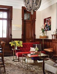 Neil patrick harris and david burtka invite ad inside their new york city home photos also see how actors outfitted rh pinterest