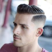 side part hairstyles men 2017