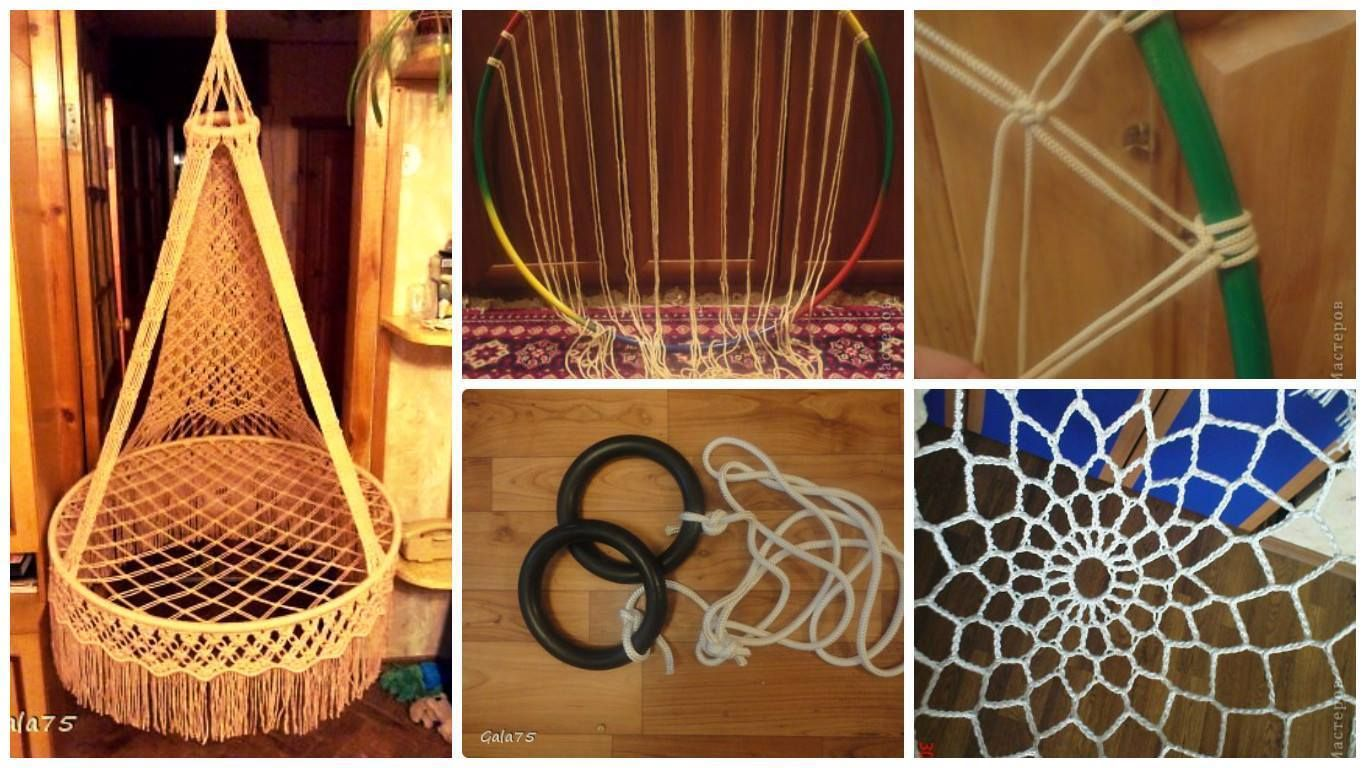 macrame hammock chair custom slipcovers for chairs how to make suspended in technique