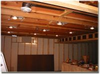 Basement lighting | House Projects | Pinterest | See more ...