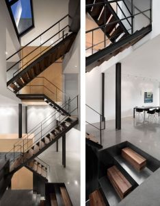 house by natalie dionne architecte also architecture and rh za pinterest