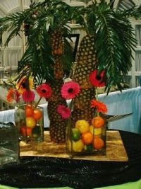 Hawaiian Table Decoration Ideas | Easy But Elegant ...