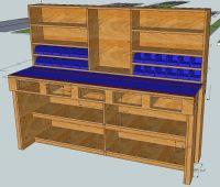 Reloading bench plans. | Reloading | Pinterest | Ar15 ...