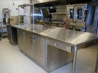 Commercial Kitchen Stainless Steel Tables Stainless Steel ...