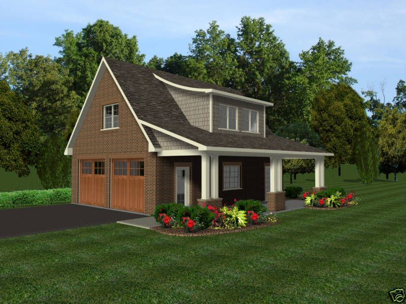 garage with apartment plans prefab  Garage plansgarage
