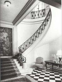 Classic Stair Railing