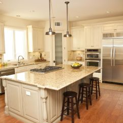 White Kitchen Island With Seating Cabinet Degreaser 425 Ideas For 2018 Granite Countertops