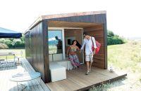 Appliances: Luxurious Wooden Ecological Prefab Micro House ...