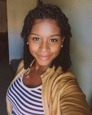 protective style with two strand