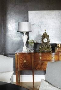 20 Cool Ideas To Make Your Walls Metallic And Shiny ...