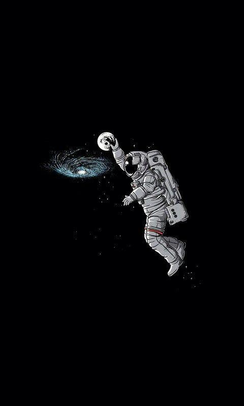 Hipster Girl Iphone Wallpaper Canasta Litograf 237 As Pinterest Wallpaper Astronauts