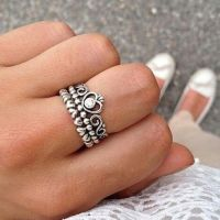 New! Authentic Pandora My Princess Ring Size 6