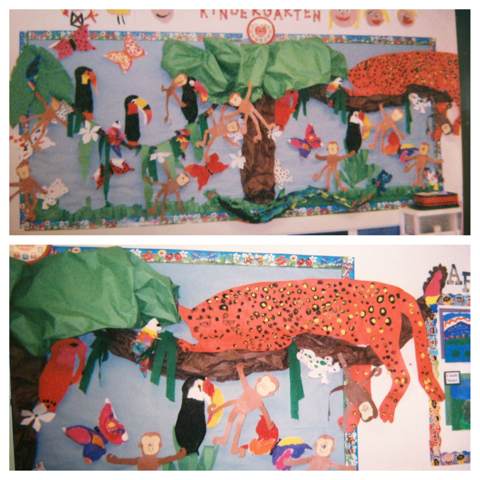 April Rainforest Unit The Kids Always Love When We Make