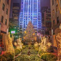 Rockefeller Center Christmas Tree Lighting | Rockefeller ...