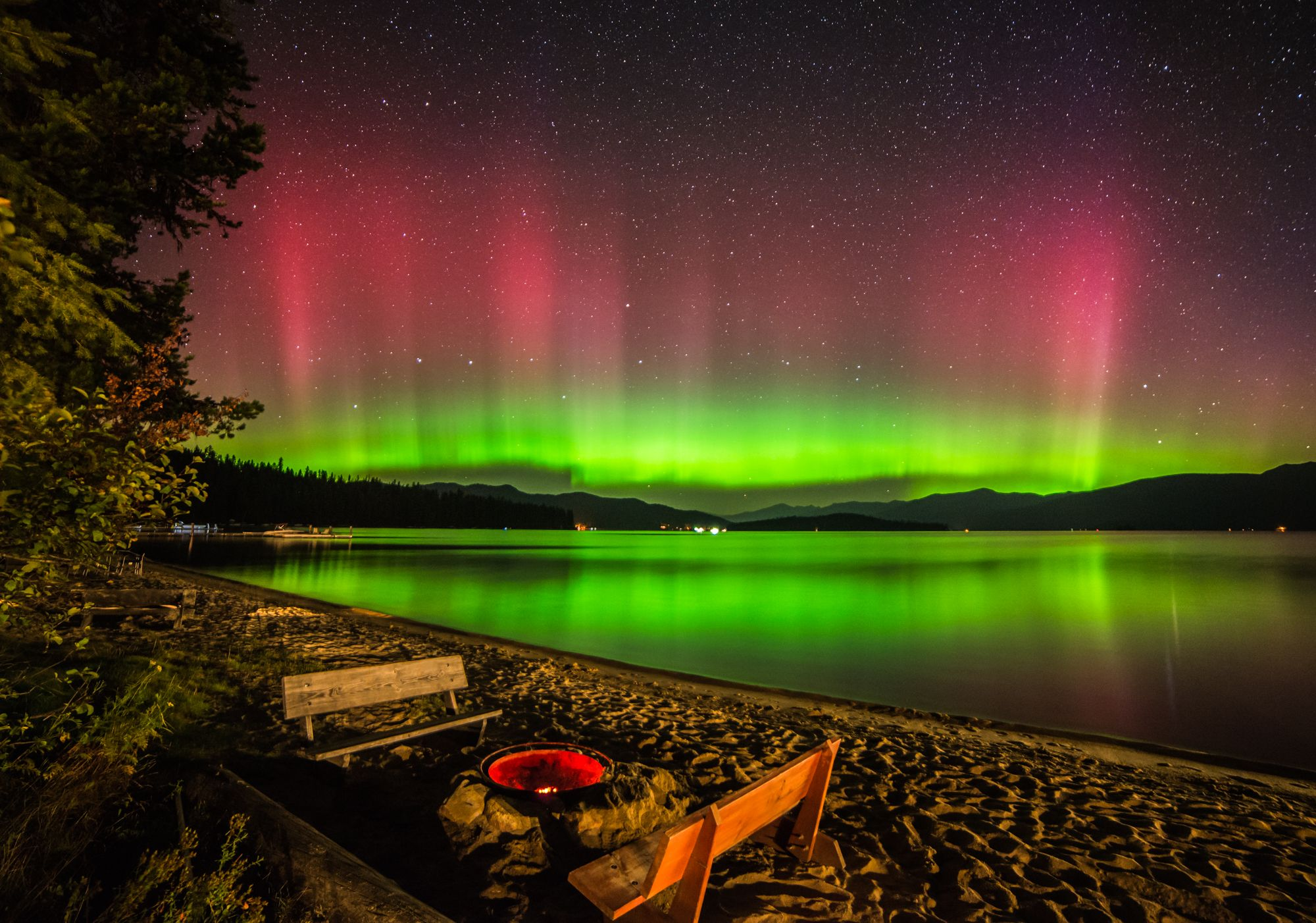 Northern Lights Coeur D Alene