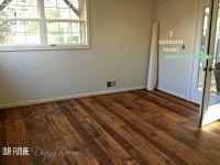 linoleum wood flooring | ... faux hardwood we went with a ...