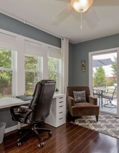 Designing your own home office also wall cleaning clean desk and blue rh uk pinterest