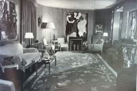 1930's Rockefeller living room