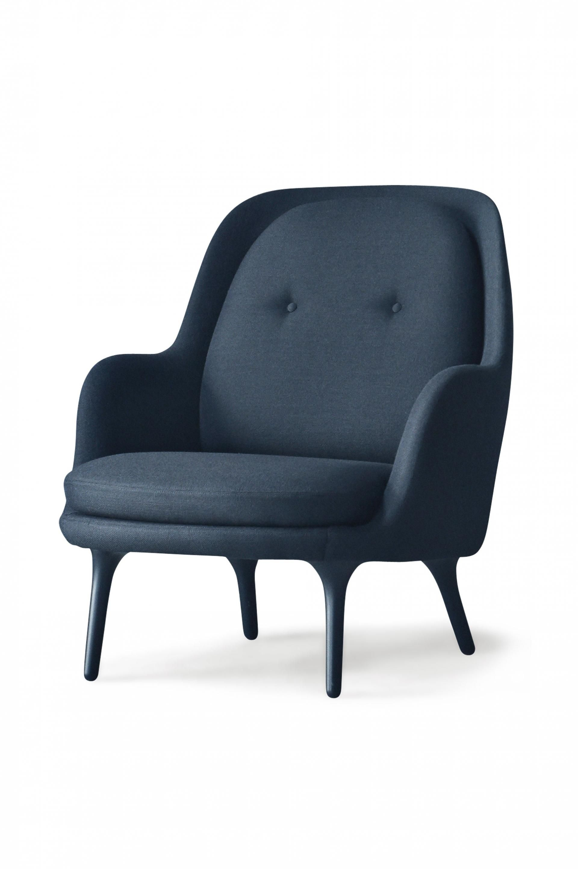 cheap single sofa chair velvet chesterfield fritz hansen quotfri quot armchair product furnishings