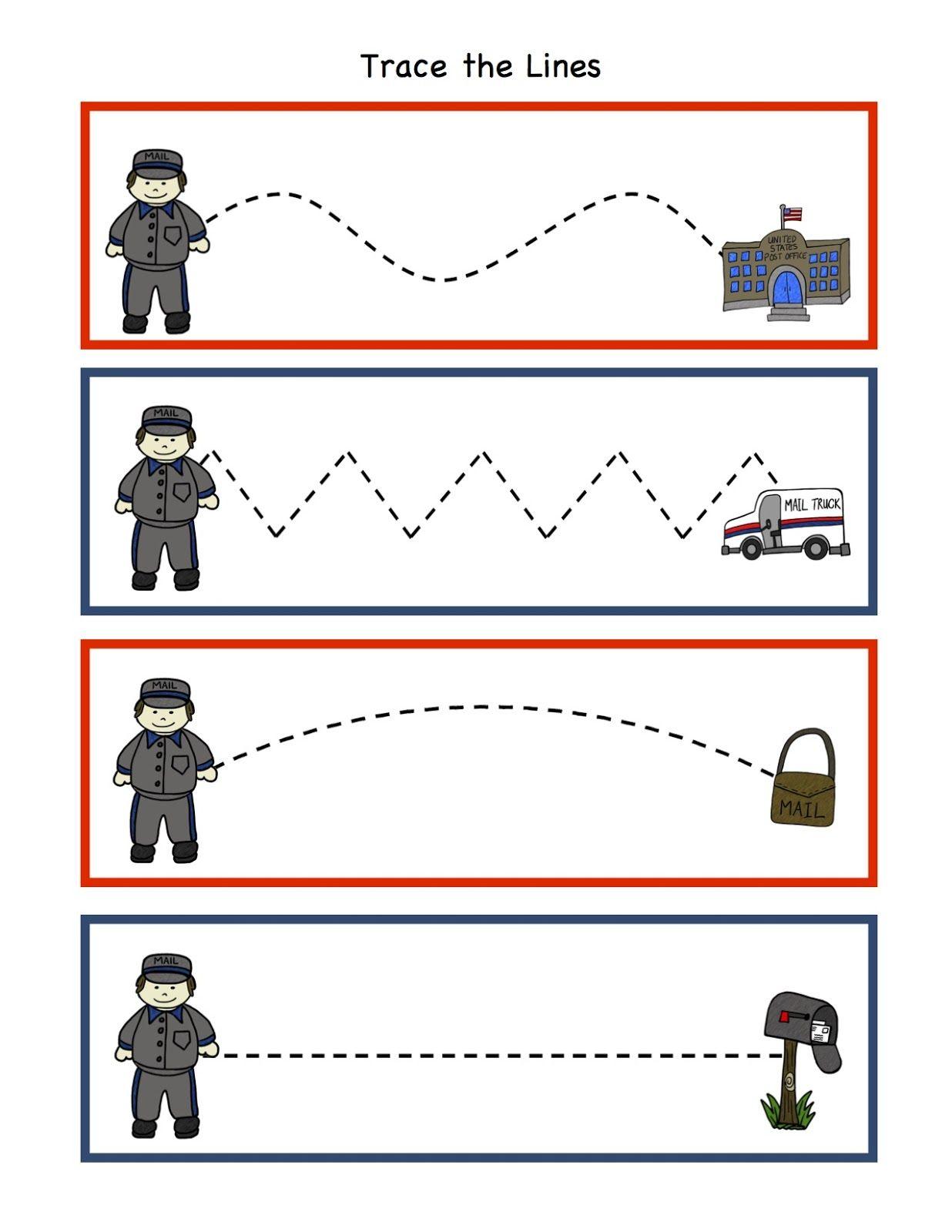 Police Car Shape Worksheet