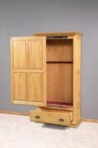 How To Build Your Own Gun Cabinet | Gun Cabinet ...