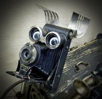 STANLEY STEAMPUNK - The Hero Of The Highway Robot Dog ...