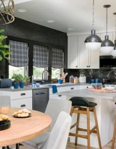 cozy craftsman style home located in the heart of ann arbor michigan hgtv urban oasis is packed with bold modern design also kitchen pictures from countertop concrete rh pinterest