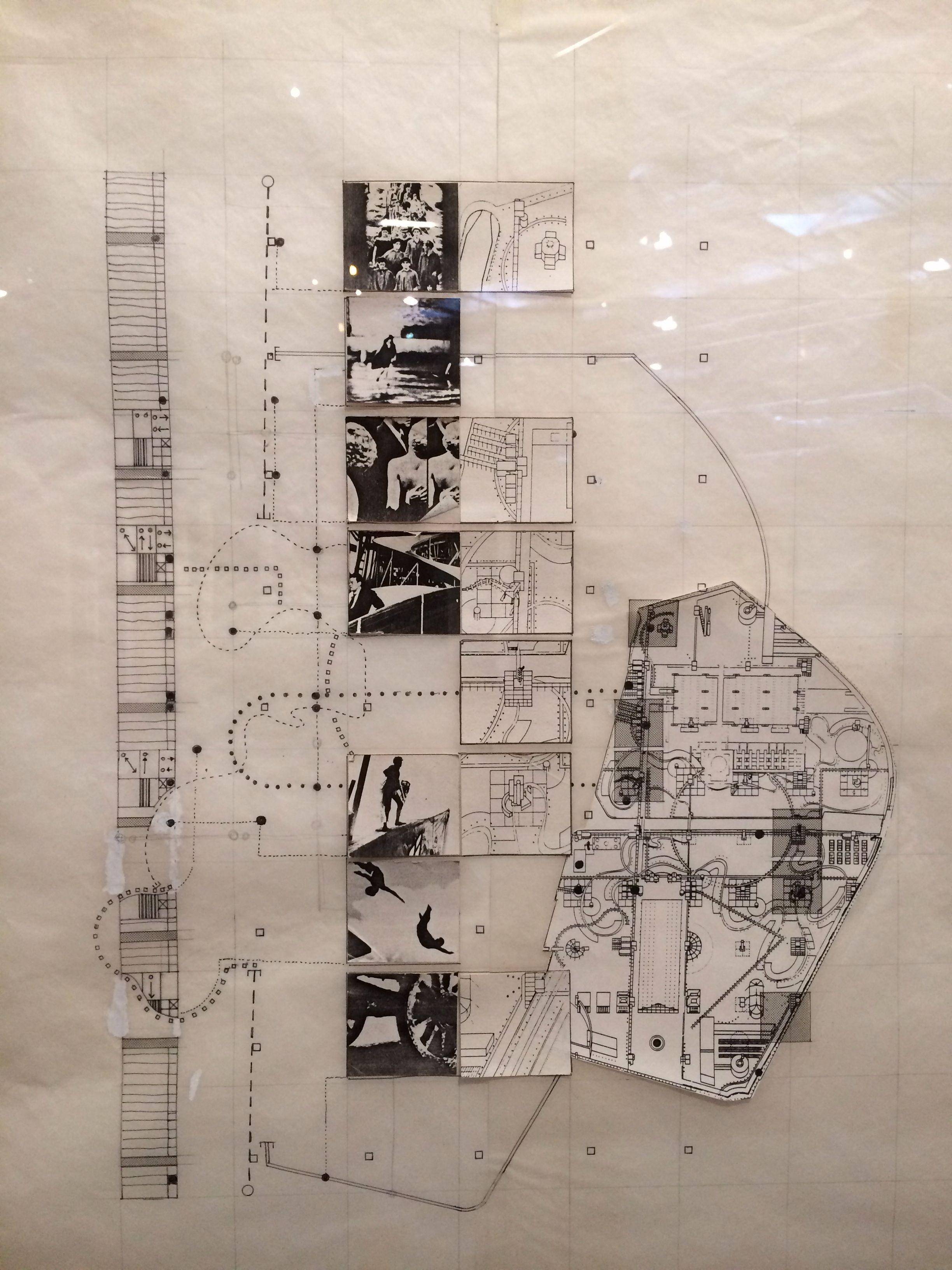 oma parc de la villette diagram 5 channel amp wiring bernard tschumi paris 1983