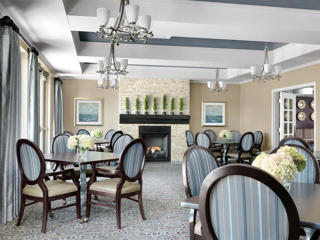 Senior living interior design