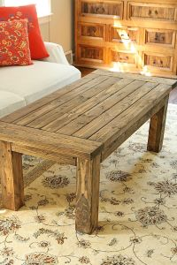 Coffee Table | Do It Yourself Home Projects from Ana White ...