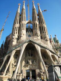 Barcelona Spain Famous Landmarks