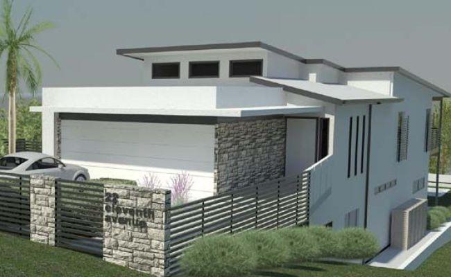 Narrow Block House Plan The Avenue Narrow Houses