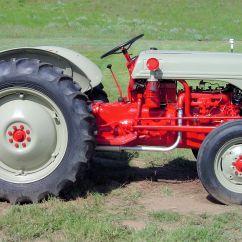 Ford 8n Tractor 94 Ez Go Gas Wiring Diagram Darwin Sacketts 1951 Representing Start
