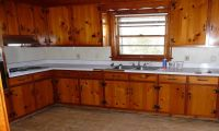 Painting Knotty Pine Kitchen Cabinets | Painting Knotty ...