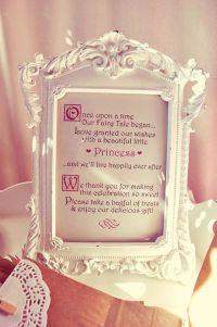 Fairytale Baby Showers on Pinterest | Cinderella Baby ...