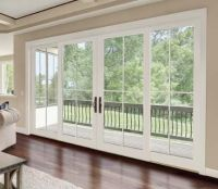Four-Panel Sliding Glass Doors | 20140428 Integrity Wood ...