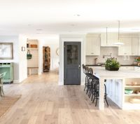 Eclectic Home Tour - Rafterhouse | Open floor, Dining area ...