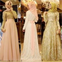 Elegant Turkish Dresses - Prices & Stores | Hijab Fashion ...