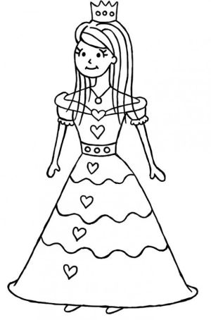 princess drawing draw cartoon step dresses directed easy drawings colour heart sketches hubpages kid steps squidoo til lots give discover