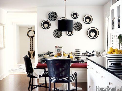 Black And White Home Decor Black And White Interior Design