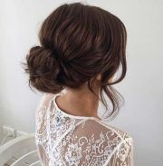 beautiful updos prom
