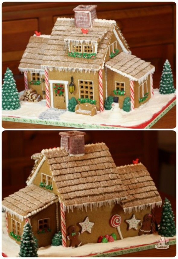 Christmas Gingerbread House Ideas Sweetopia Gingerbread Houses