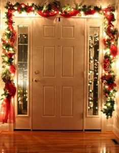 christmas trees and decorations ideas for the home also merry front rh pinterest