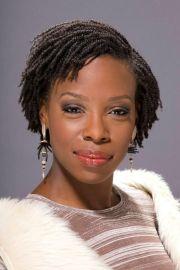 two strand twist black women