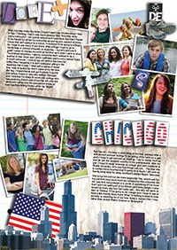 Yearbook Page Design Ideas 10 Best Yearbook Page Design Ideas to