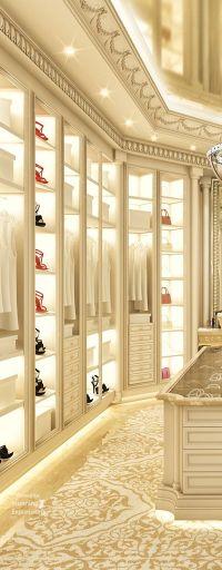 Luxury Dressing Room | w Luxury Beauty - http://amzn.to ...