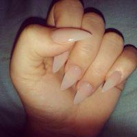 Stiletto Nails | Nails | Pinterest | Stilettos, Nail nail ...